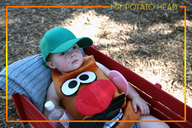 mr potato head halloween costume cool toddler costume great toddler costumes